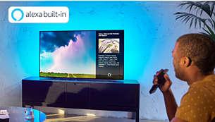 Philips OLED 7 Series 4K UHD OLED Smart TV 55OLED754/12