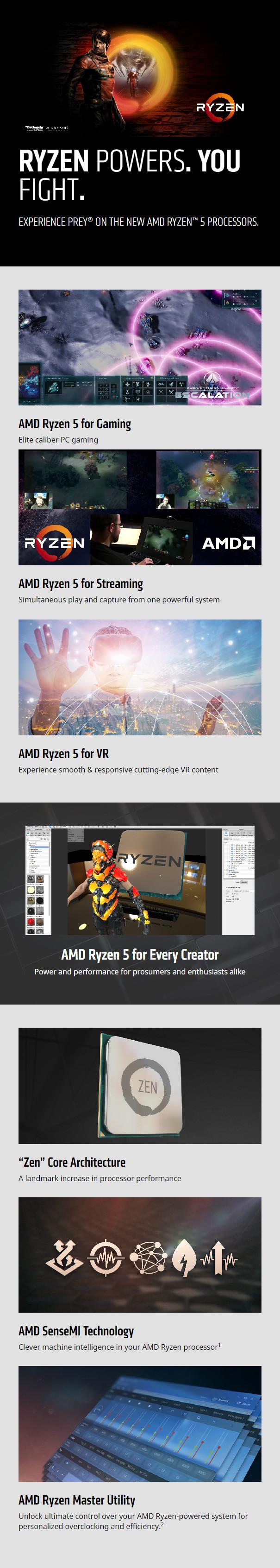 AMD Ryzen 5 2400G 3 6GHz 4MB AM4 YD2400C5FBBOX