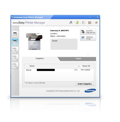 easy printer manager windows 10