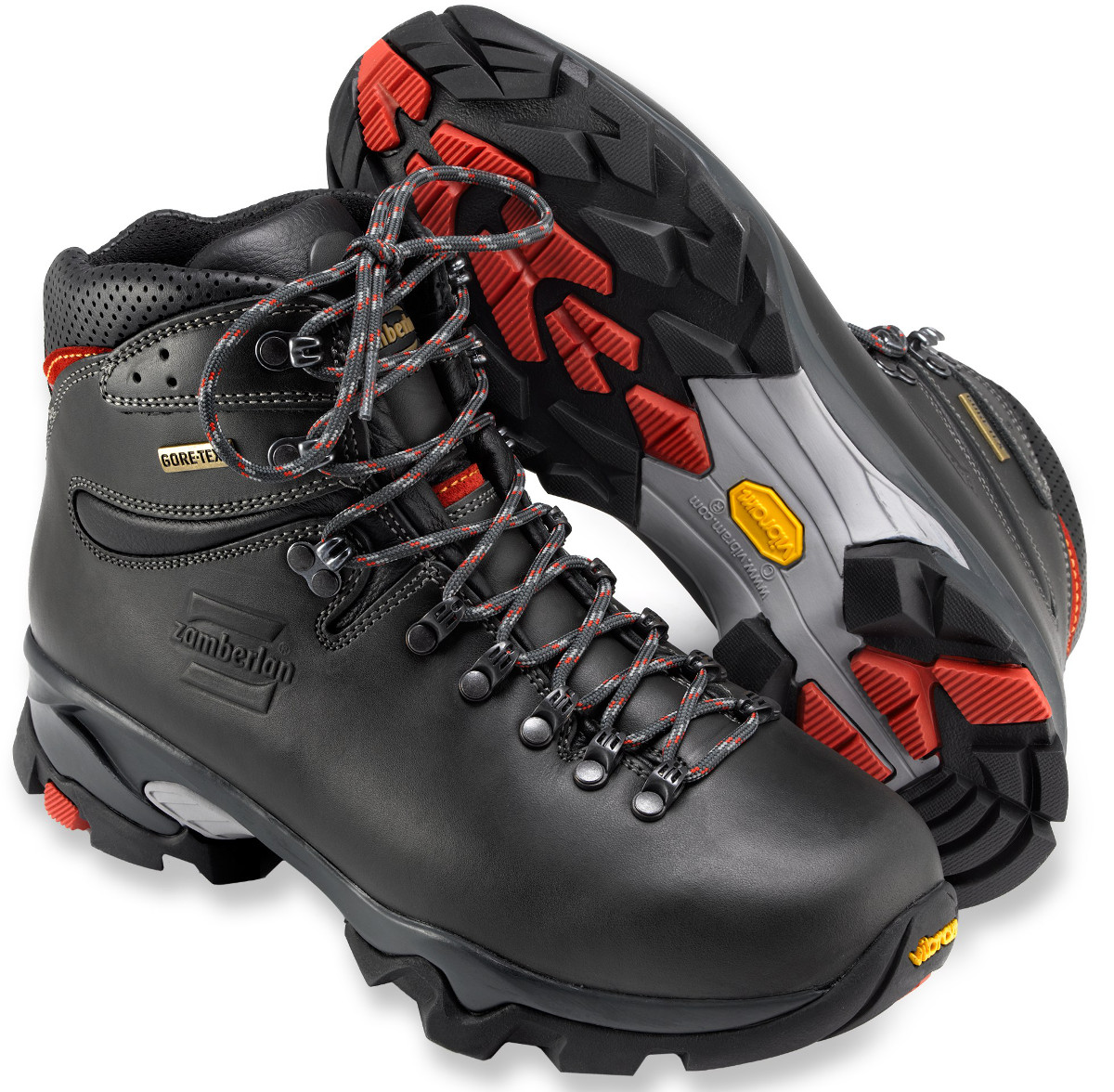 Zamberlan Vioz GTX WATERPROOF Hiking Boots. Italian handcrafted comfort and  quality for the long haul! And we mean