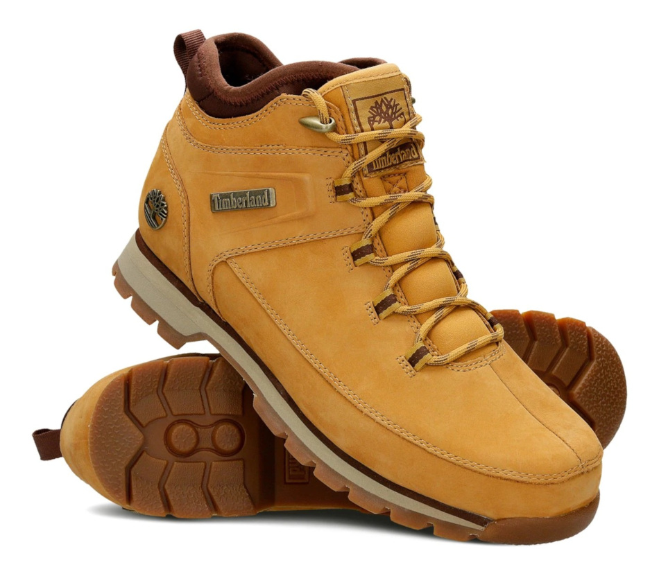 263ed009724 The EURO SPRINT SPORT model is a trekking footwear marked with the iconic  Timberland tree. Upper covered with the highest quality natural leather  stands out ...