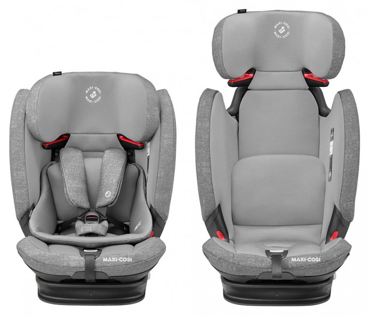 40d9904609f An ever-growing, developing and maturing child quickly grows out of things.  With the Maxi-Cosi Titan Pro GrowSafe headrest, you know exactly when it's  safe ...