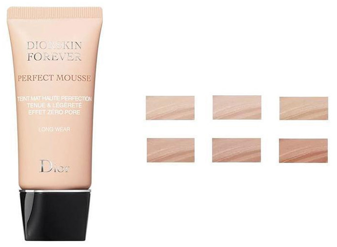 ee2f740e8e Christian Dior Diorskin Forever Perfect Mousse Foundation 30ml 40