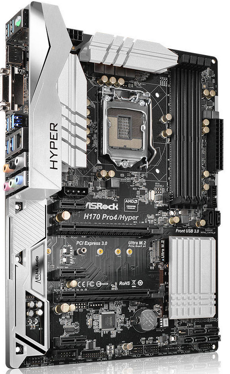 ASRock H170 Pro4/Hyper Realtek Audio Driver Download (2019)