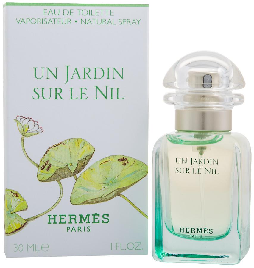 Hermes un jardin sur le nil 50ml edt unisex sievie u for Jardin sur le nil