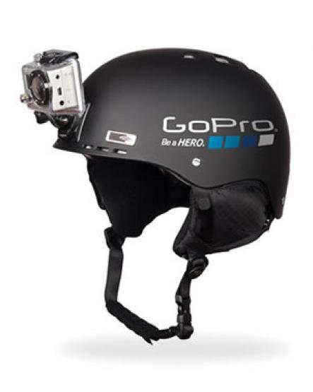 gopro helmet mount instructions