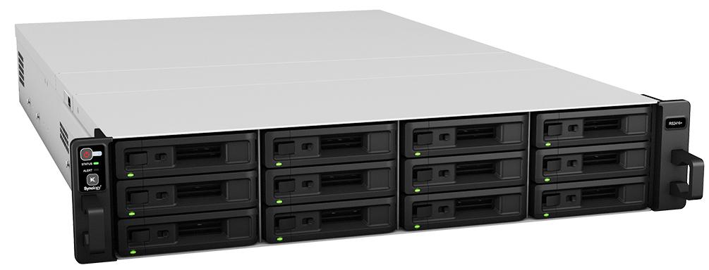 Synology RackStation RS3617RPxs 12-Bay NAS :: Tīkla disku